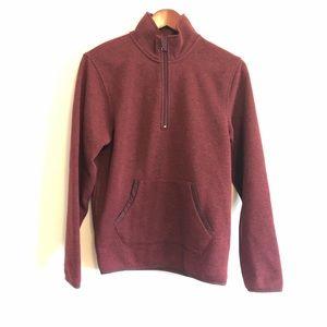 J Crew Mercantile XS 1/4 Zip pullover
